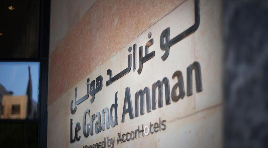 Le Grand Amman Managed By Accor Hotels-15 of 40 photos
