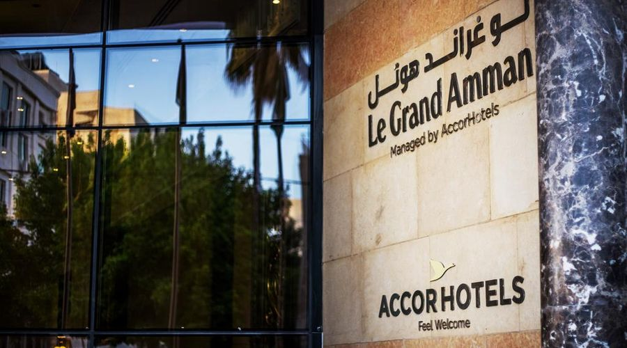 Le Grand Amman Managed By Accor Hotels-16 of 40 photos