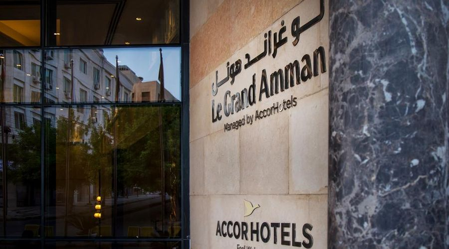 Le Grand Amman Managed By Accor Hotels-17 of 40 photos