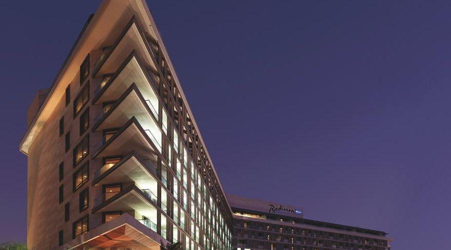فندق راديسون بلو، أبو ظبي جزيرة ياس-1 من 32 الصور