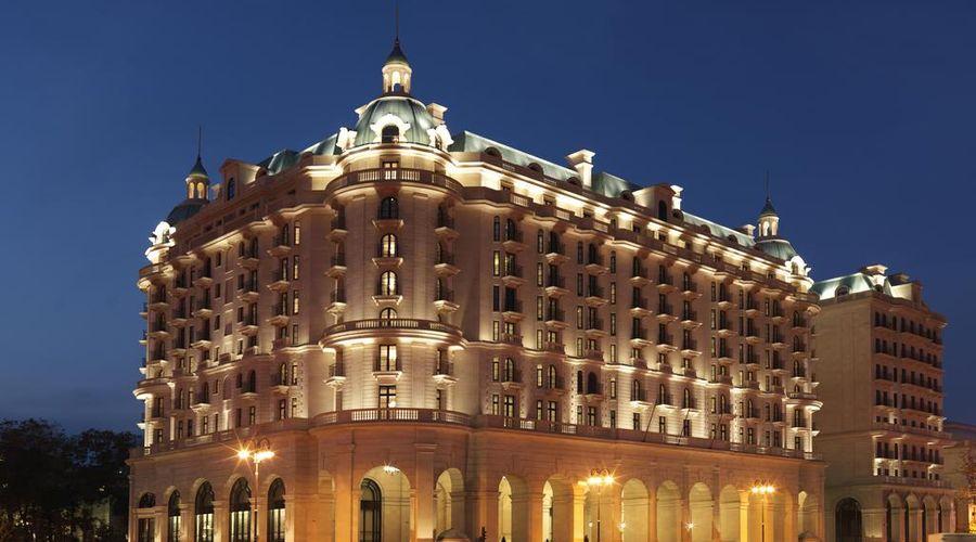 Four Seasons Hotel Baku-1 of 34 photos