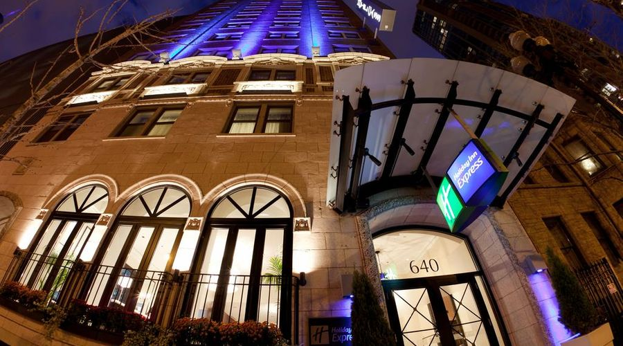 Holiday Inn Express Chicago-Magnificent Mile-34 of 40 photos