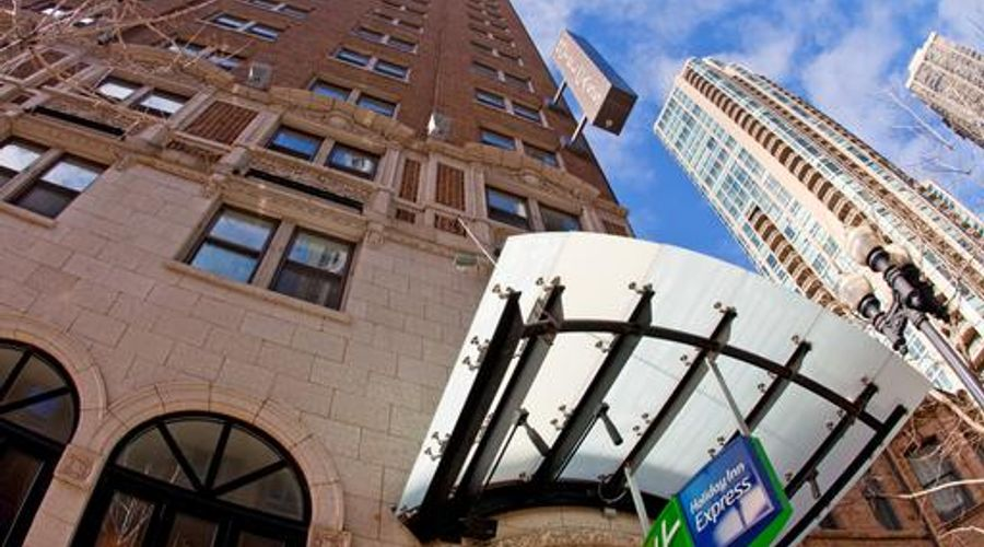 Holiday Inn Express Chicago-Magnificent Mile-36 of 40 photos