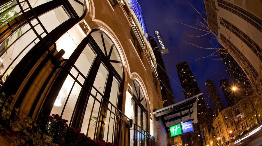 Holiday Inn Express Chicago-Magnificent Mile-37 of 40 photos