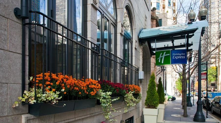 Holiday Inn Express Chicago-Magnificent Mile-38 of 40 photos