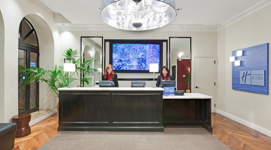 Holiday Inn Express Chicago-Magnificent Mile-39 of 40 photos