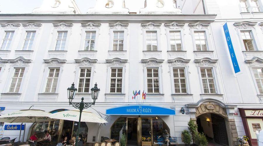 Hotel Modrá Růže-1 of 46 photos
