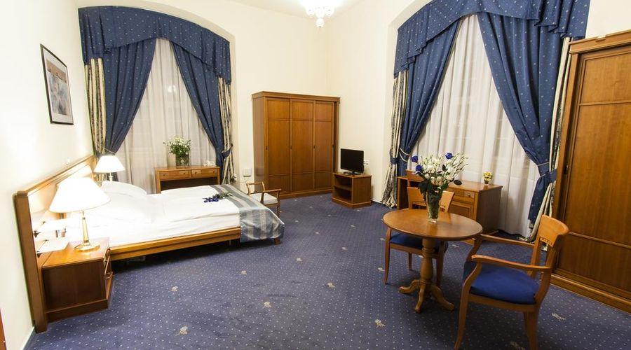 Hotel Modrá Růže-14 of 46 photos