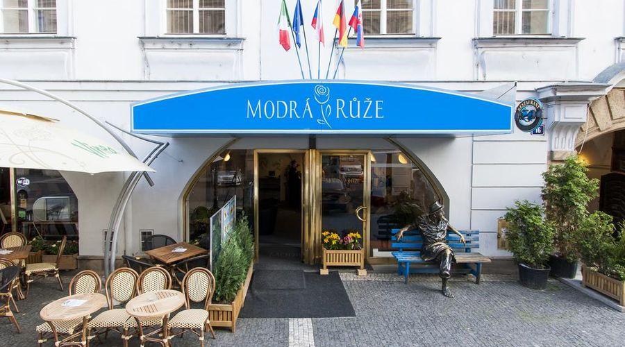 Hotel Modrá Růže-6 of 46 photos