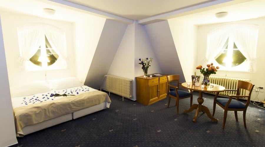 Hotel Modrá Růže-9 of 46 photos