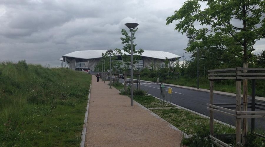 ibis Styles Lyon Meyzieu Stadium Olympique-2 of 39 photos