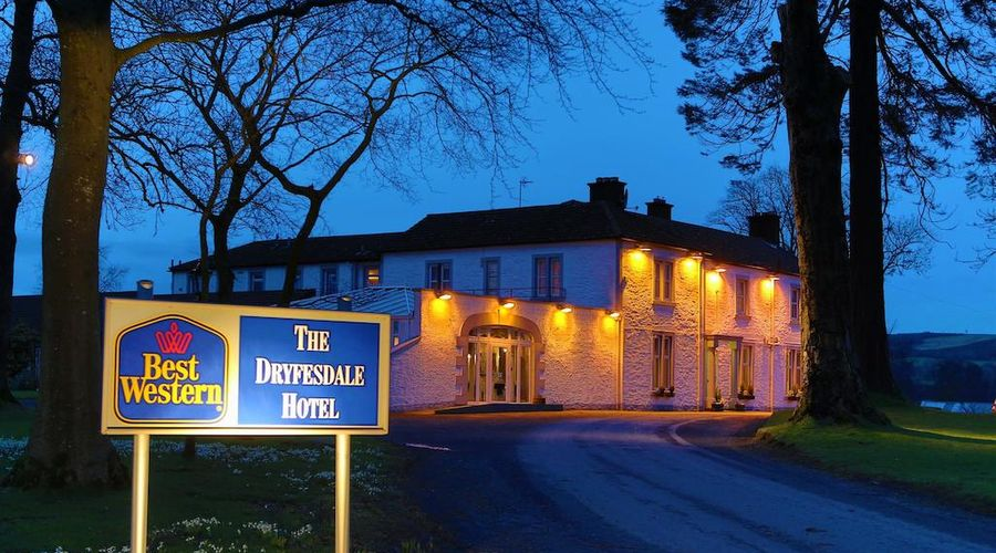 Best Western Dryfesdale Country House Hotel-1 of 40 photos