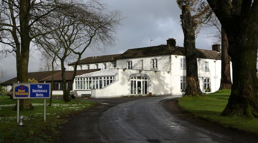 Best Western Dryfesdale Country House Hotel-3 of 40 photos