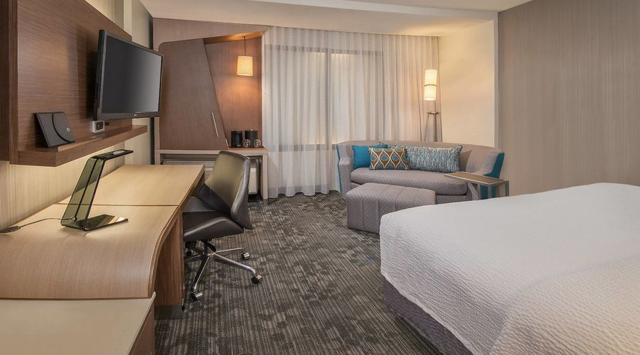 Courtyard by Marriott Portland Airport-26 of 33 photos