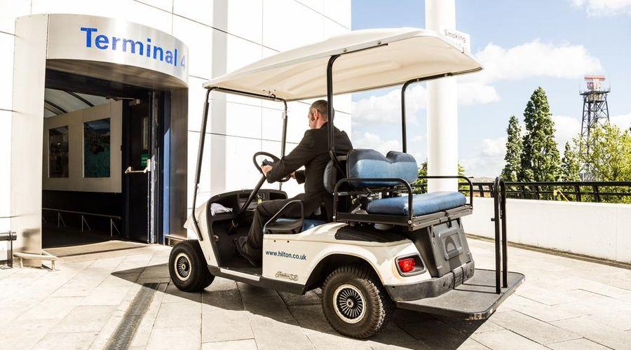 Hilton London Heathrow Airport Hotel-20 of 45 photos