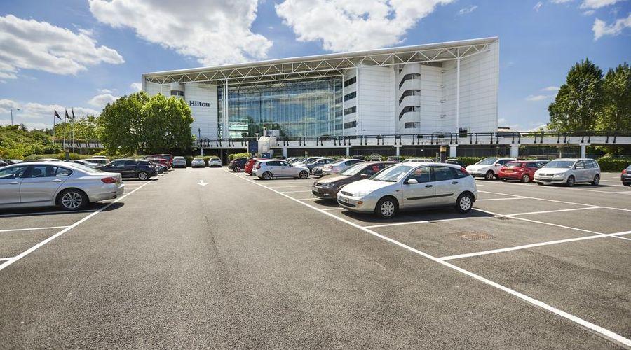 Hilton London Heathrow Airport Hotel-21 of 45 photos