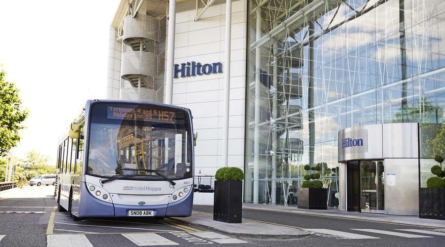 Hilton London Heathrow Airport Hotel-24 of 45 photos