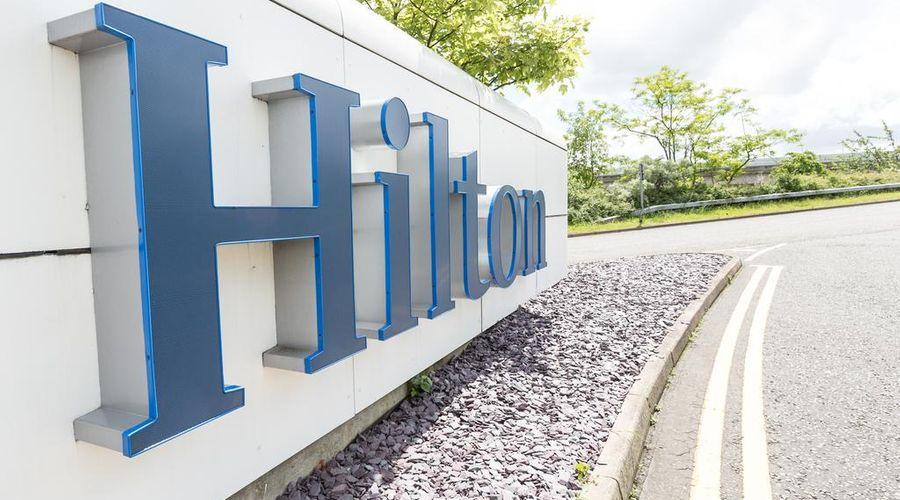 Hilton London Heathrow Airport Hotel-38 of 45 photos