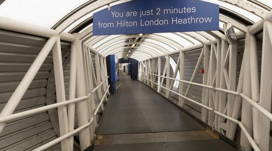 Hilton London Heathrow Airport Hotel-39 of 45 photos