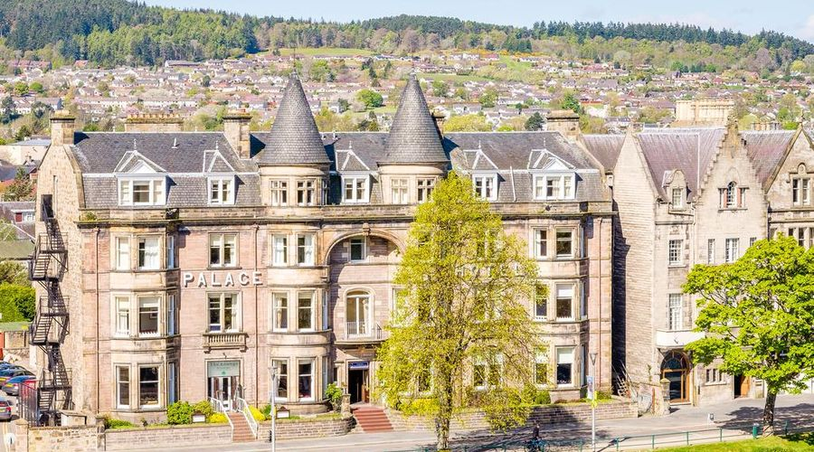 Best Western Inverness Palace Hotel & Spa-1 of 47 photos