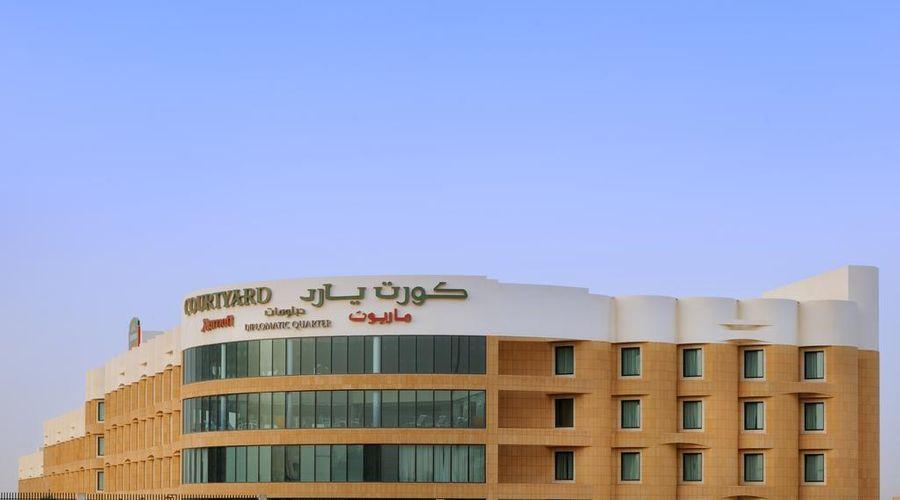 كورتيارد الرياض باي ماريوت دبلوماتيك كوارتر-5 من 35 الصور