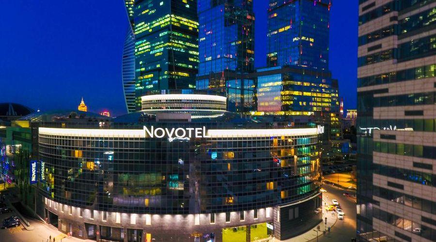 نوفوتيل موسكو سيتي-1 من 45 الصور