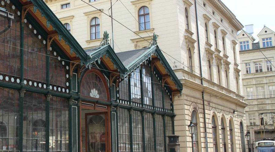 Hotel UNIC Prague-3 of 42 photos