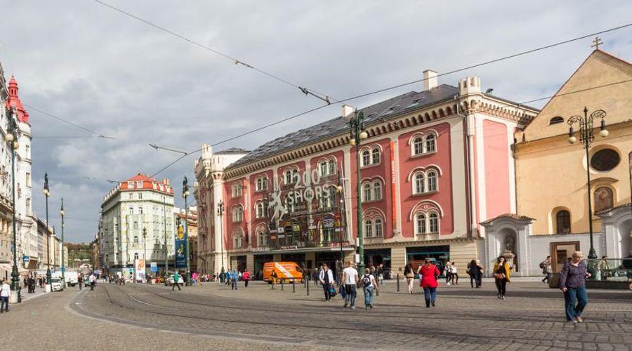 Hotel UNIC Prague-4 of 42 photos