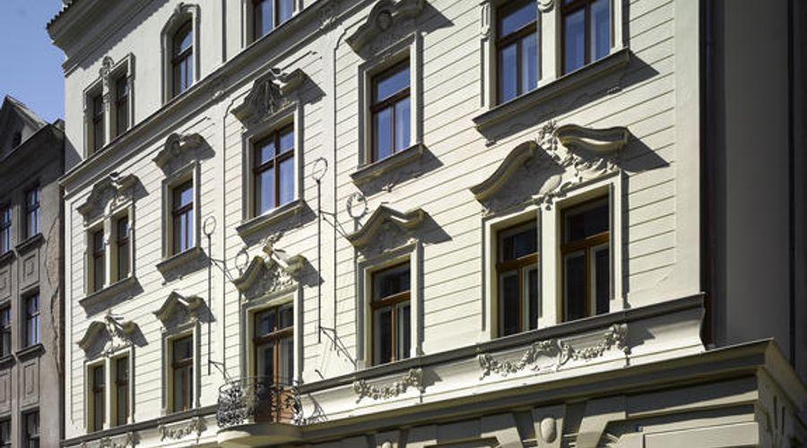 Hotel UNIC Prague-10 of 42 photos