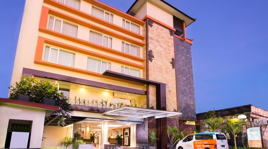 Siesta Legian Hotel-1 of 28 photos