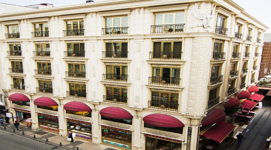 Euro Stars Hotel Old City-11 of 41 photos