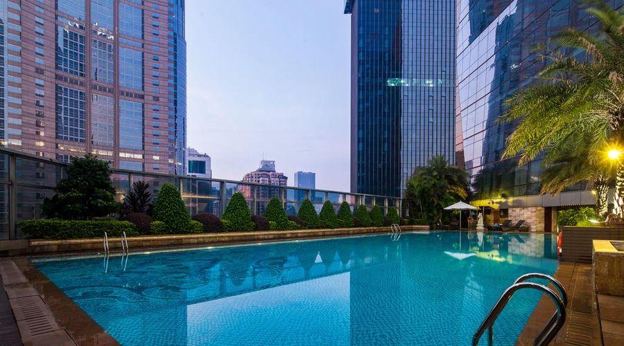 DoubleTree by Hilton Hotel Guangzhou-44 of 47 photos