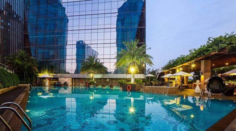 DoubleTree by Hilton Hotel Guangzhou-45 of 47 photos
