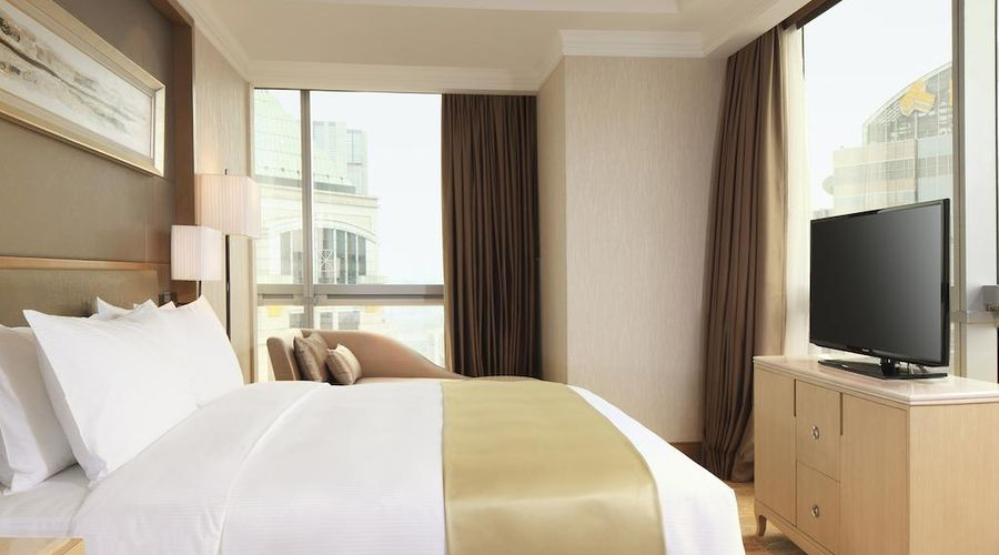 DoubleTree by Hilton Hotel Guangzhou-32 of 47 photos