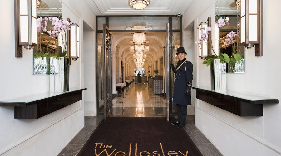 The Wellesley Knightsbridge, A Luxury Collection Hotel-16 of 30 photos