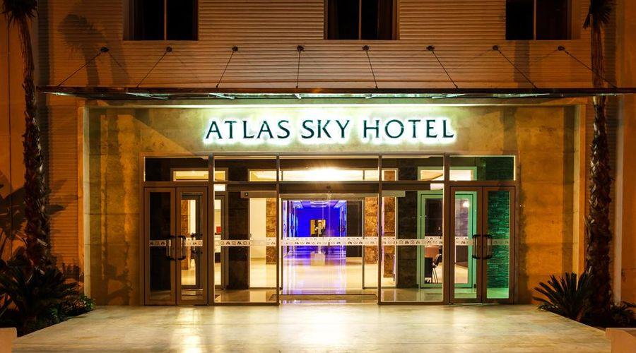أطلس سكاي المطار-11 من 30 الصور