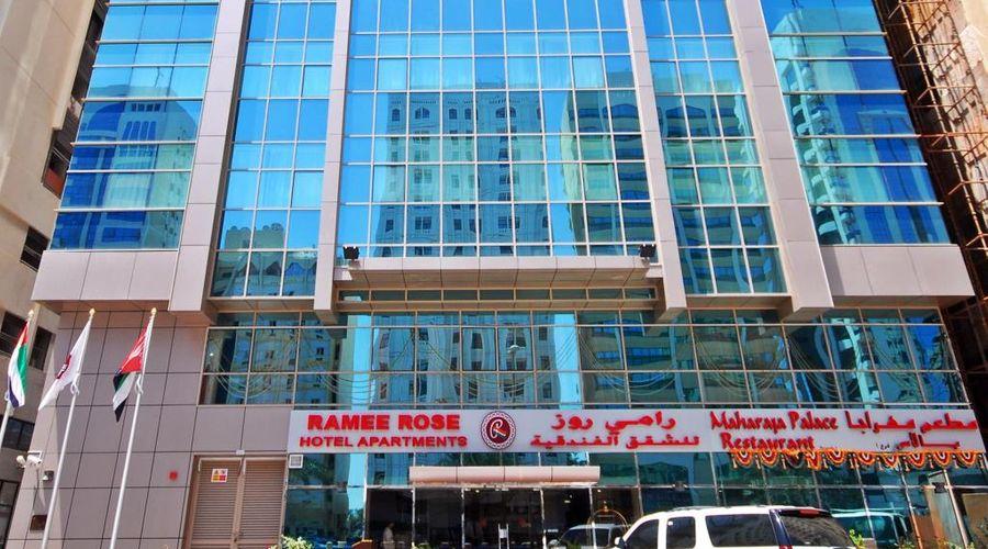 Ramee Rose Hotel Apartments Abu Dhabi-23 of 28 photos