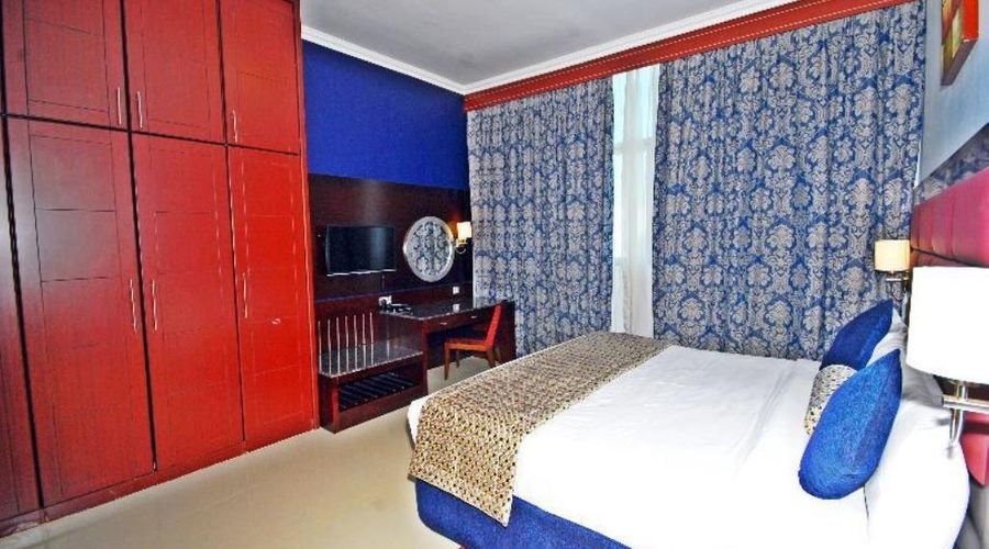 Ramee Rose Hotel Apartments Abu Dhabi-3 of 28 photos