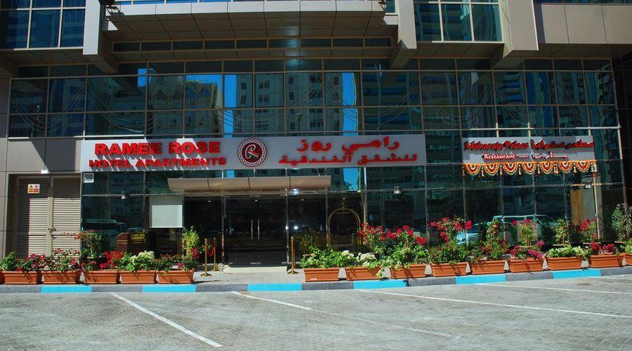 Ramee Rose Hotel Apartments Abu Dhabi-35 of 28 photos