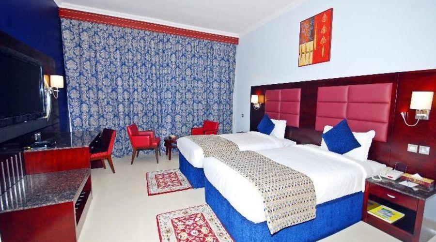 Ramee Rose Hotel Apartments Abu Dhabi-4 of 28 photos