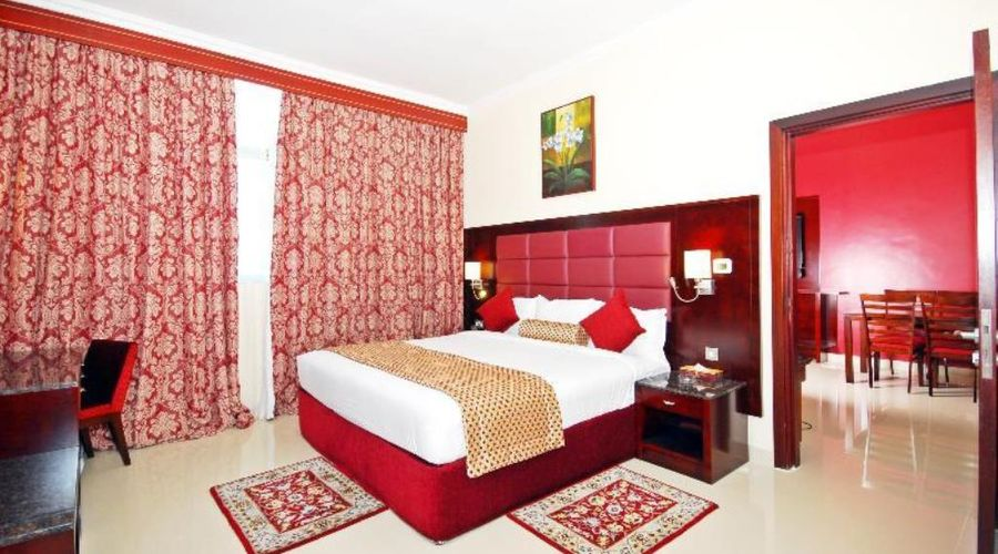 Ramee Rose Hotel Apartments Abu Dhabi-6 of 28 photos