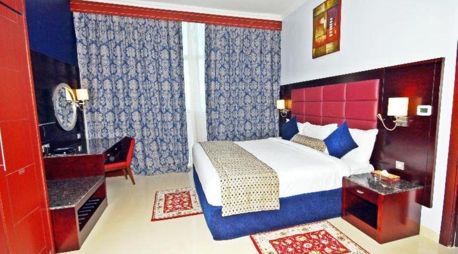 Ramee Rose Hotel Apartments Abu Dhabi-7 of 28 photos