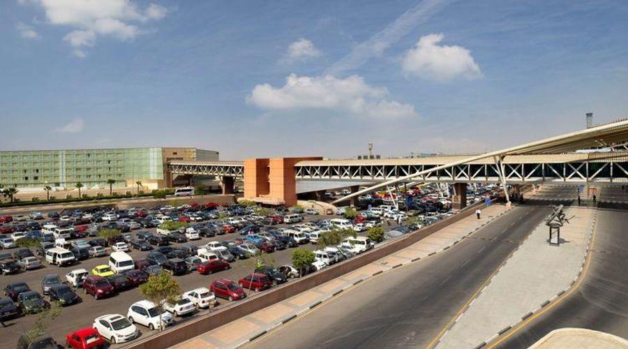 لو ميريديان مطار القاهرة-24 من 38 الصور
