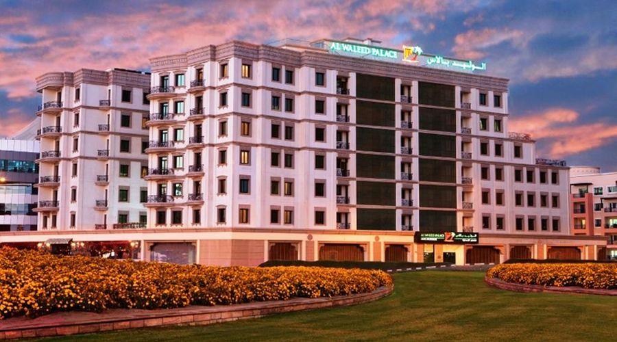 الوليد بالاس للشقق الفندقية - عود ميثاء-2 من 38 الصور