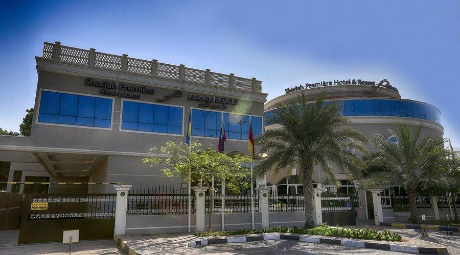 Sharjah Premiere Hotel Resort-1 of 44 photos