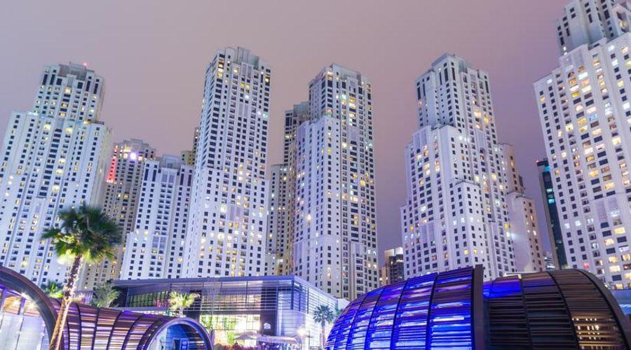 دبل تري باي هيلتون دبي جميرا بيتش-43 من 45 الصور