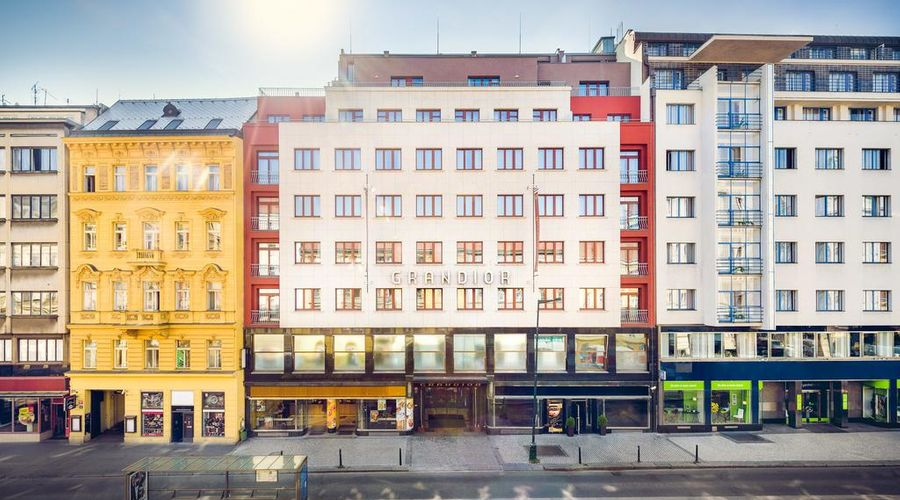 Grandior Hotel Prague-1 of 46 photos