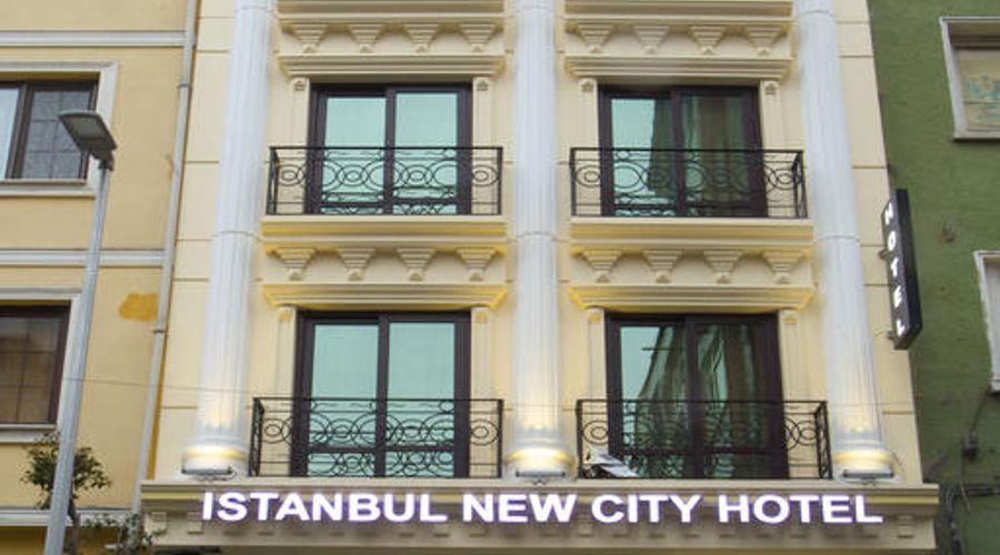 فندق إسطنبول نيو سيتي-1 من 34 الصور
