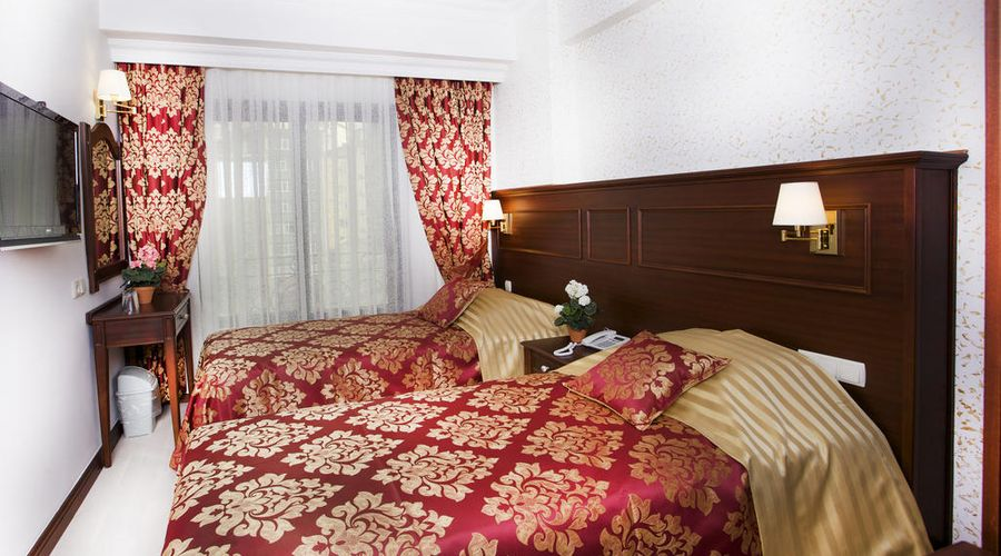 فندق إسطنبول نيو سيتي-2 من 34 الصور