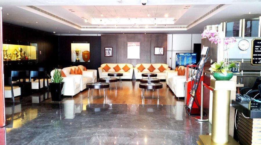 فندق نادي الجزيرة-17 من 26 الصور